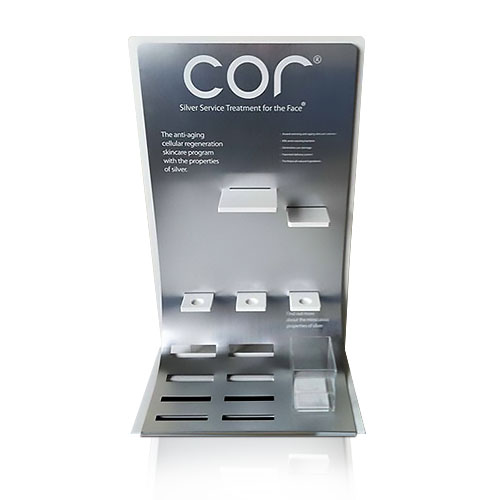 Personnalise Acrylic Cosmetic Exhibition Display Equipment