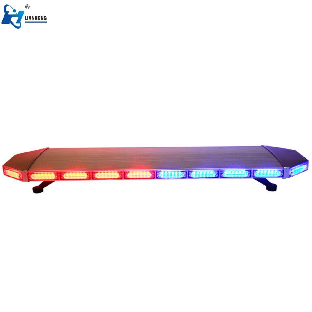 Aluminum Alloy LED Warning Light Bar Tbd8172W for Police Car