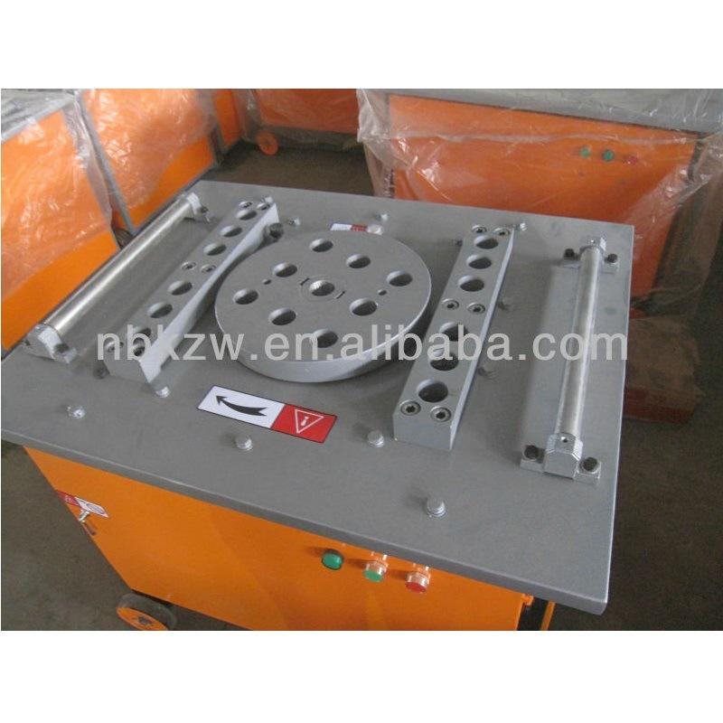 Gw40 Manual Steel Bar Bender Machine for Construction Working