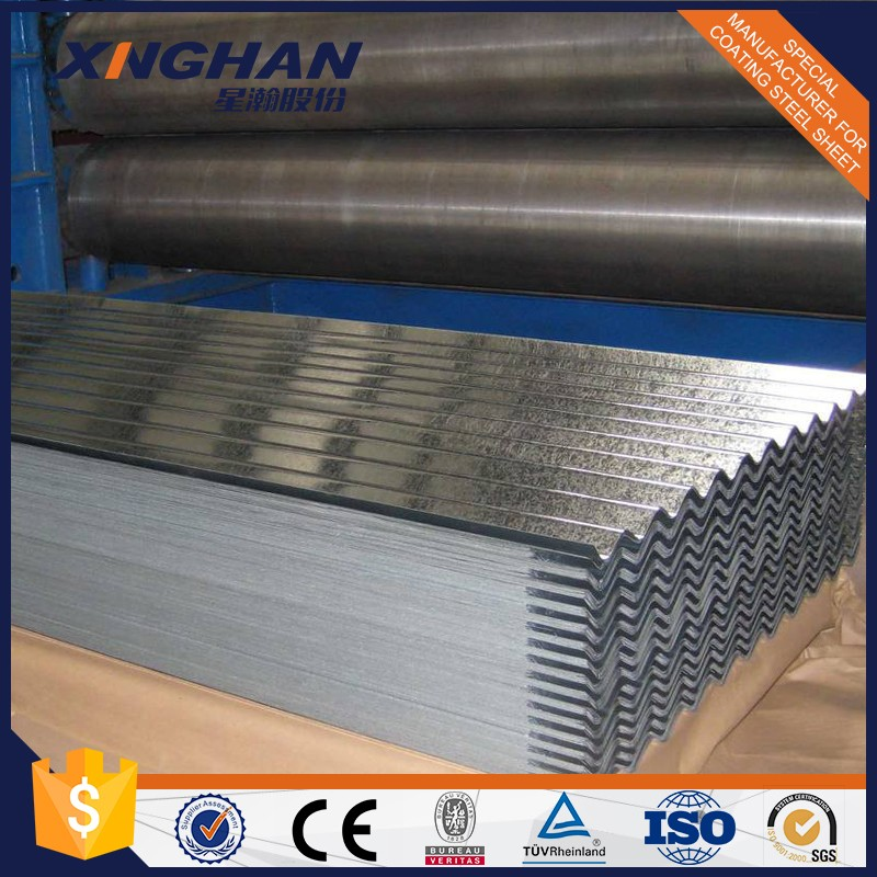 Metal Corrugated Roofing Steel Sheets