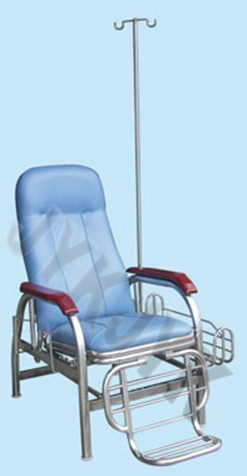 Hospital Stainless Steel Infusion Chair