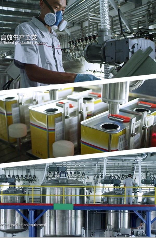 Weathering Resistant 1k Chinese Automotive Coating /Car Paint/Auto Refinish Paint
