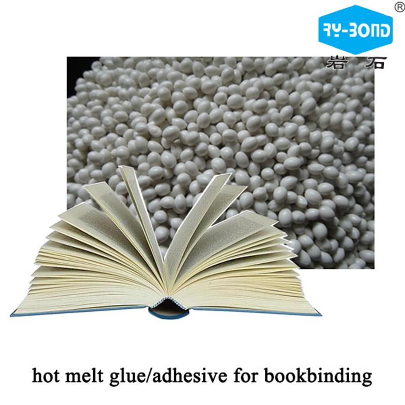 Top Supplier High Tenacity EVA PUR Hot Melt Book Binding Glue