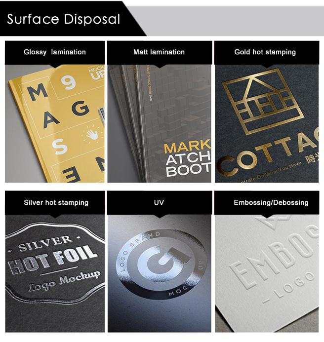 professional Manufacture Magazine Catalog Book Printing