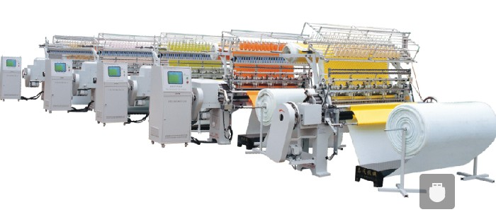 CS110 Bedspreads Quilting Machine