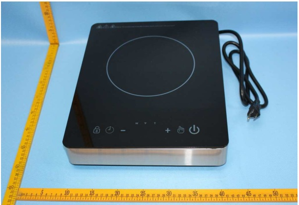 120V 110V 1800W ETL C-ETL Stainless Steel Sensor Touch Electric Induction Cooker for USA Canada Mexico