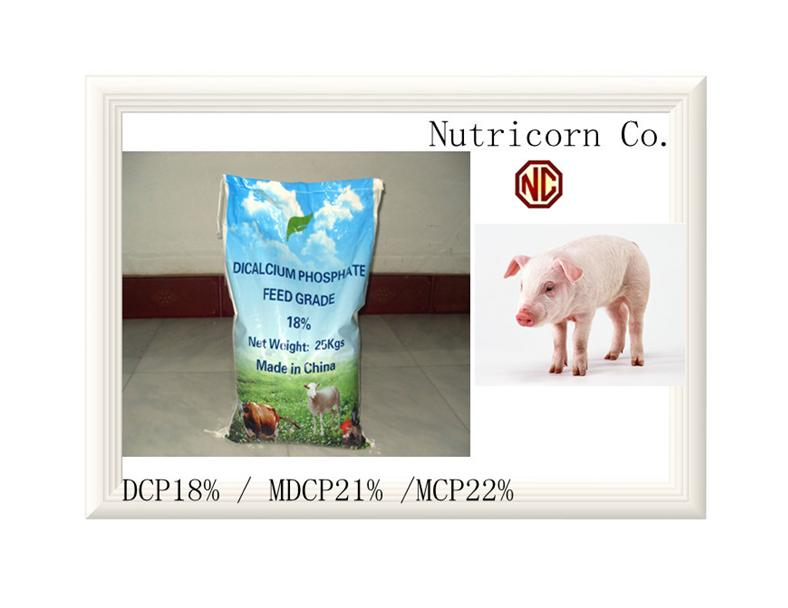 Animal Fodder Mono-Dicalcium Phosphate MDCP