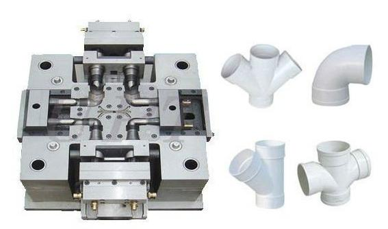 PVC Pipe Connecting Fitting Mold