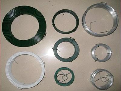 Galvanized /PVC Coated Small Coil Wire /Garden Wire