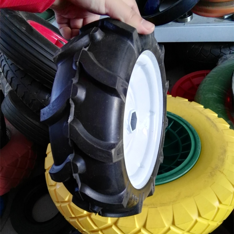 2.50-4 PU Foam Wheel for Tool Cart