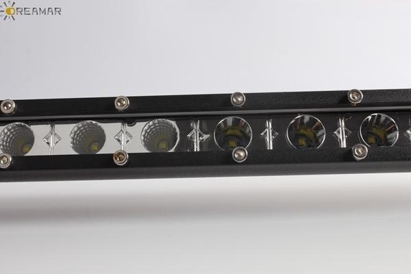 37inch 108W CREE Mini Single Row LED Light Bar