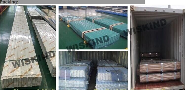 Galvanized Prefabricated Building - Industrial Building - Prefab Steel Structure