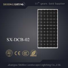 High Bright Wind Solar 15W LED Street Light with Pole (SX-TYN-LD-65)