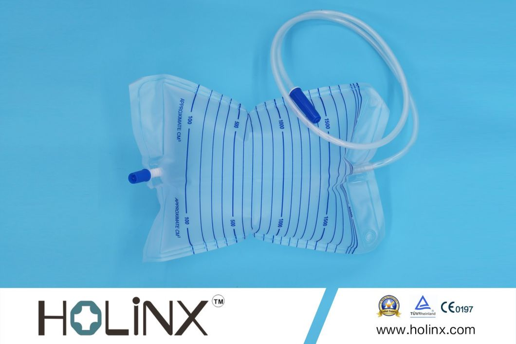 Disposable Medical Urine Bag with or Without Valve