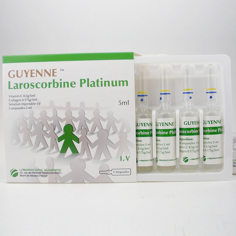 Skin Beauty Laroscorbine Platinum Vitamin C with Collagen