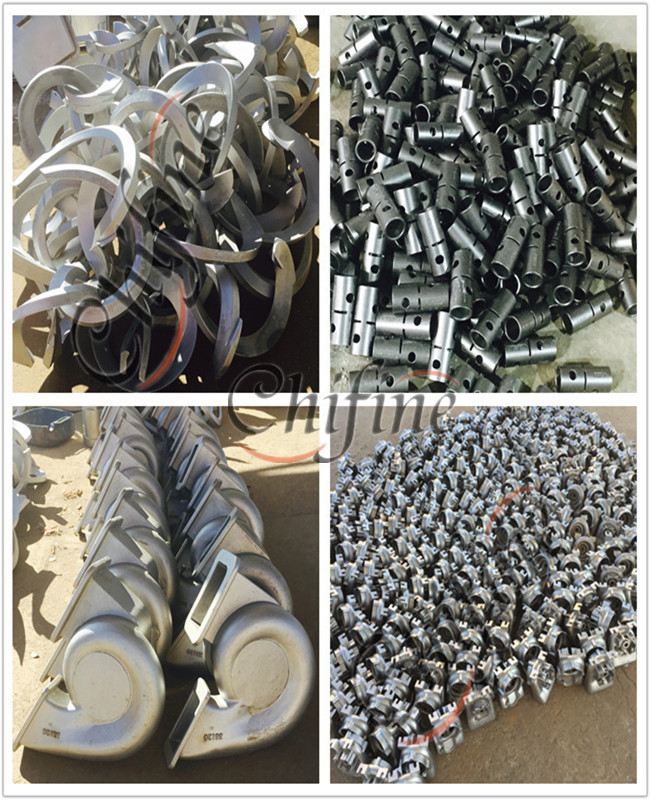 Precision Alloy Steel Metal Foundriy by Silical Sol Cast