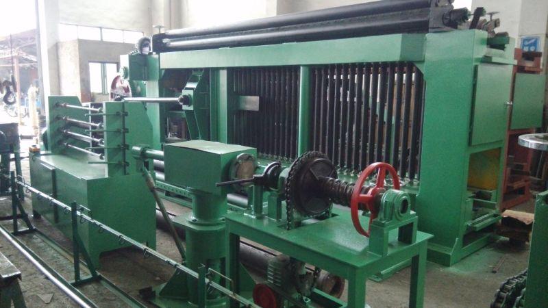 China Gab400 Gabion Box Making Machine/Gabion Wire Mesh Machine (XM2-32)
