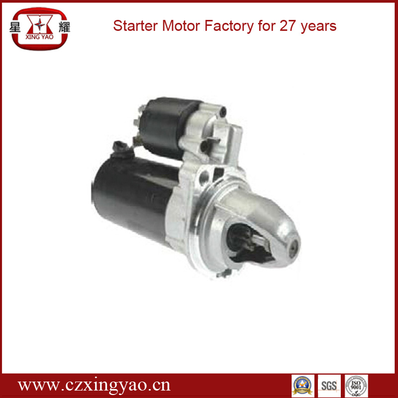 Volvo 240/740/760/780/940 2.3L Use Bosch Starter Motor