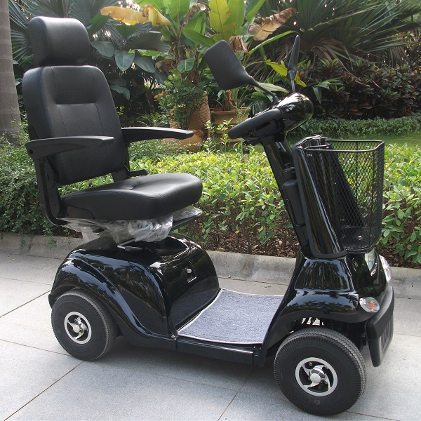 CE Approve Electric Disabled Scooter with 4 Wheels (DL24500-2)