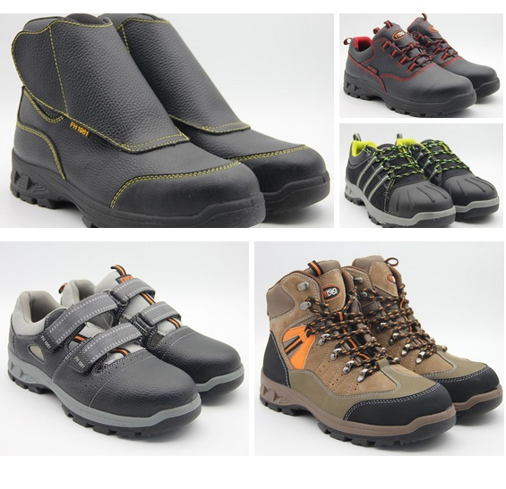 Cheapest Constuction Safety Shoes Foot Wear for Men