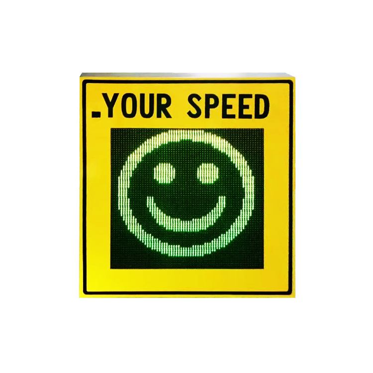 Customized 2 Digits and 3 Digits Radar Speed Sign
