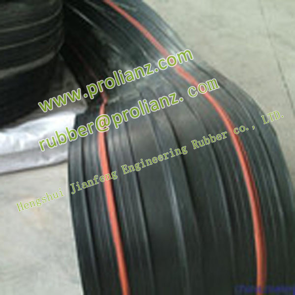 Water Swelling Rubber Water Stop for Concrete Construction Joint