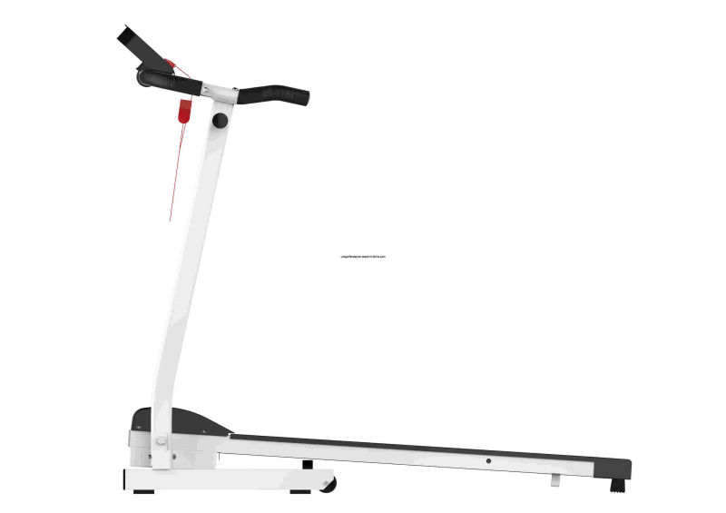 10km Home Treadmill Mini Treadmill (UJK1603) with Ce