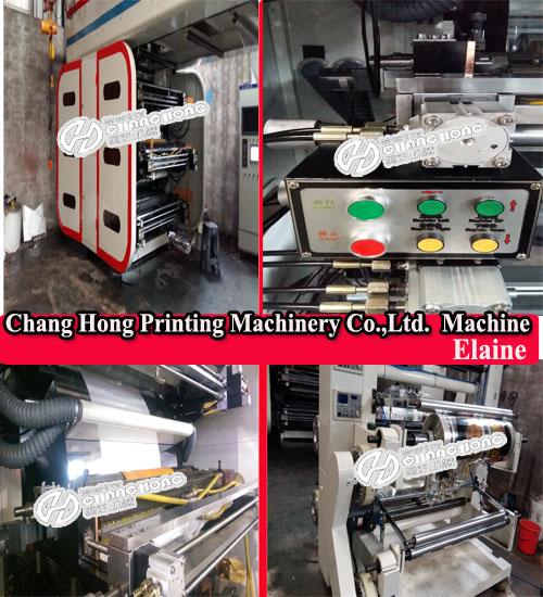 Rolling Woven Printer Machinery