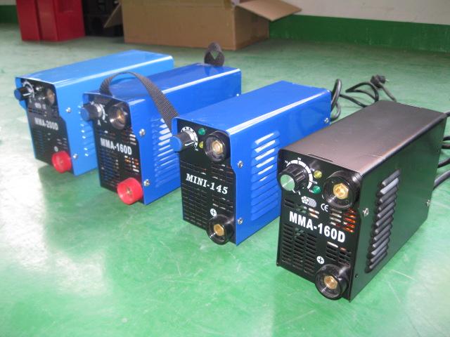 Inverter Welding Mini Arc Welder MMA-125s/145s/160s/200s/250s