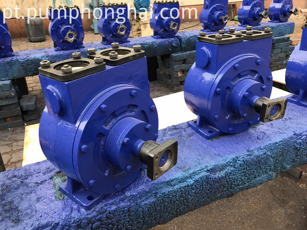 vane pump bare pump
