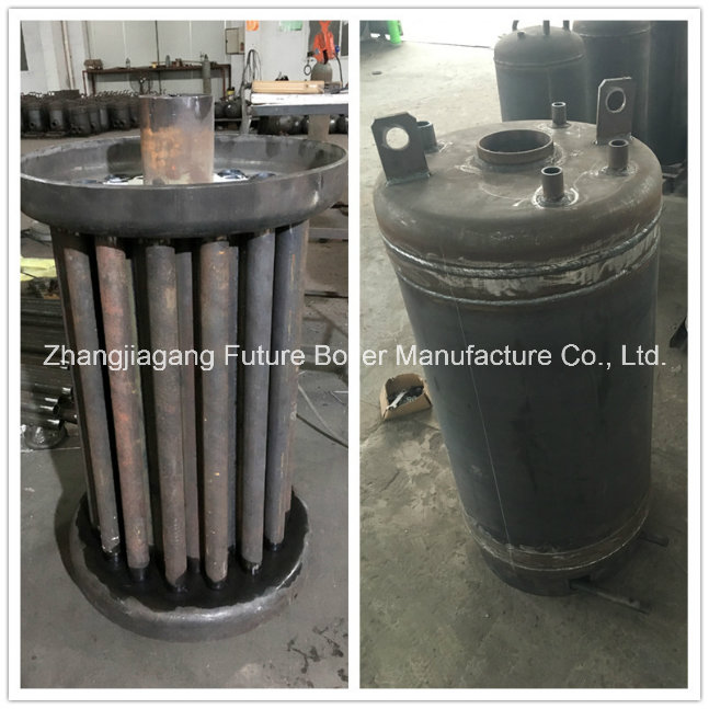 China Compact Water Tube Steam Boiler