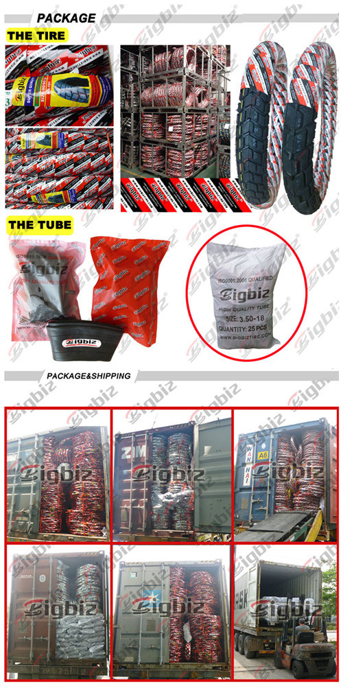 100% Quality Guarantee Motorcycle Tube with Best Price