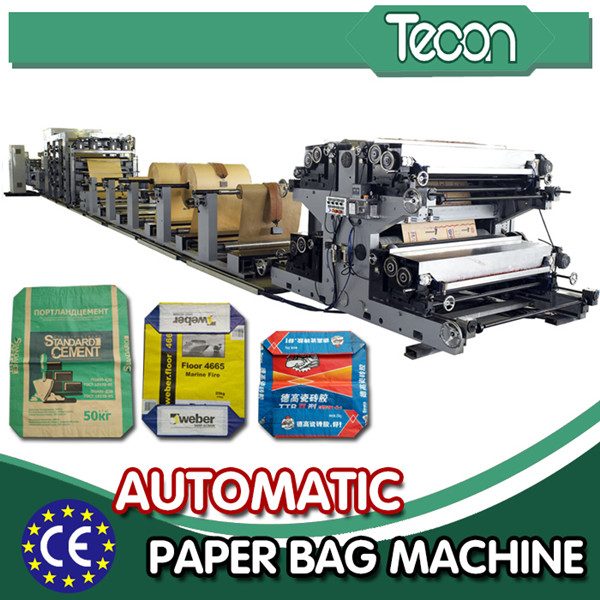 High-Quality Cement Bags Making Machinery
