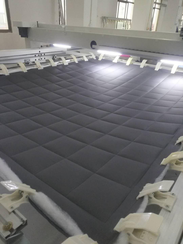 blanket process