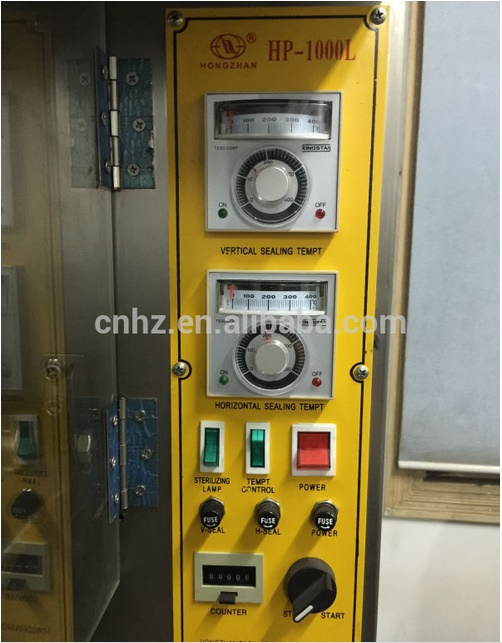 Full Automatic Sachet Water Making Machine Price with 220V