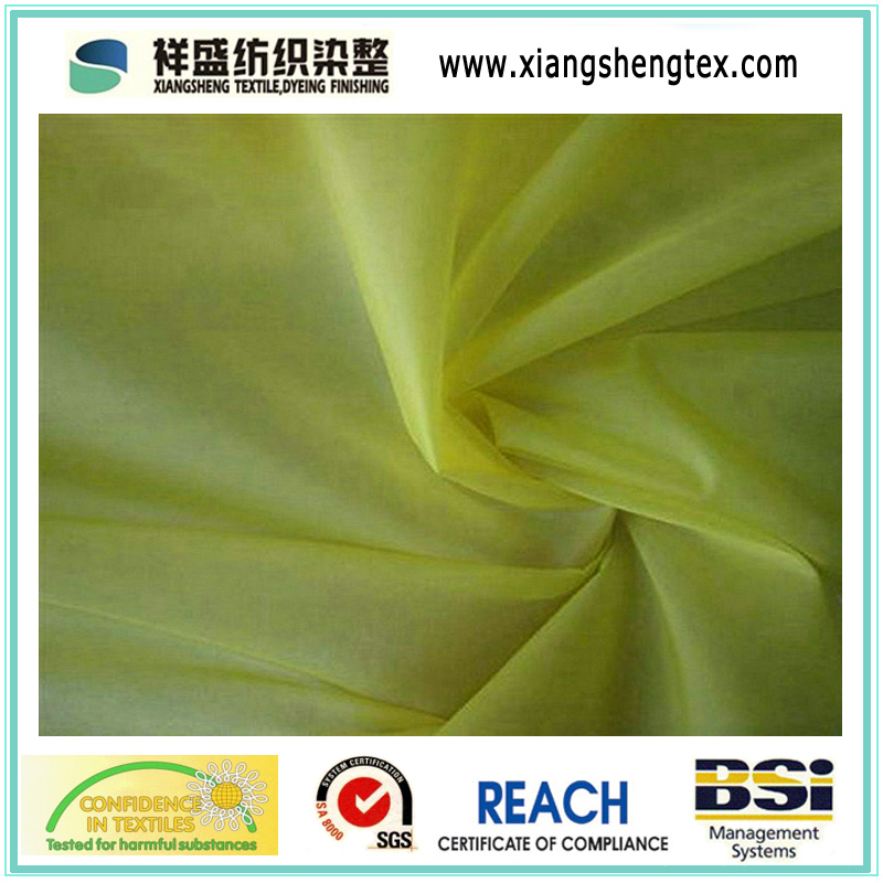 190t/210t/300t/320t Full-Dull Plain Polyester Taffeta