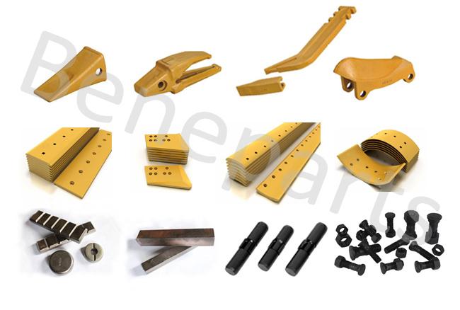 Daewoo Standard Bucket Teeth Parts 2713-1219