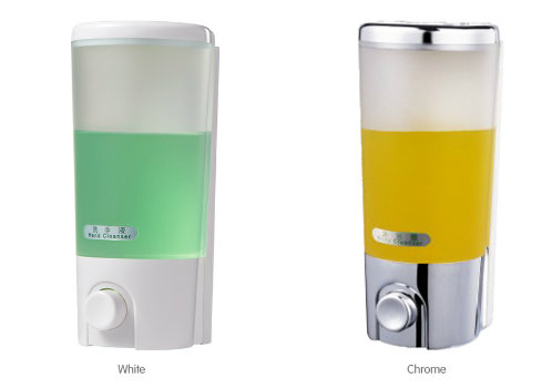 400ml Manual Soap Dispenser Set