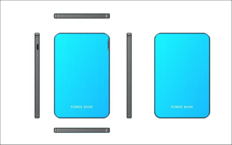 New Design Power Bank with USB Flash Drive for Promotion