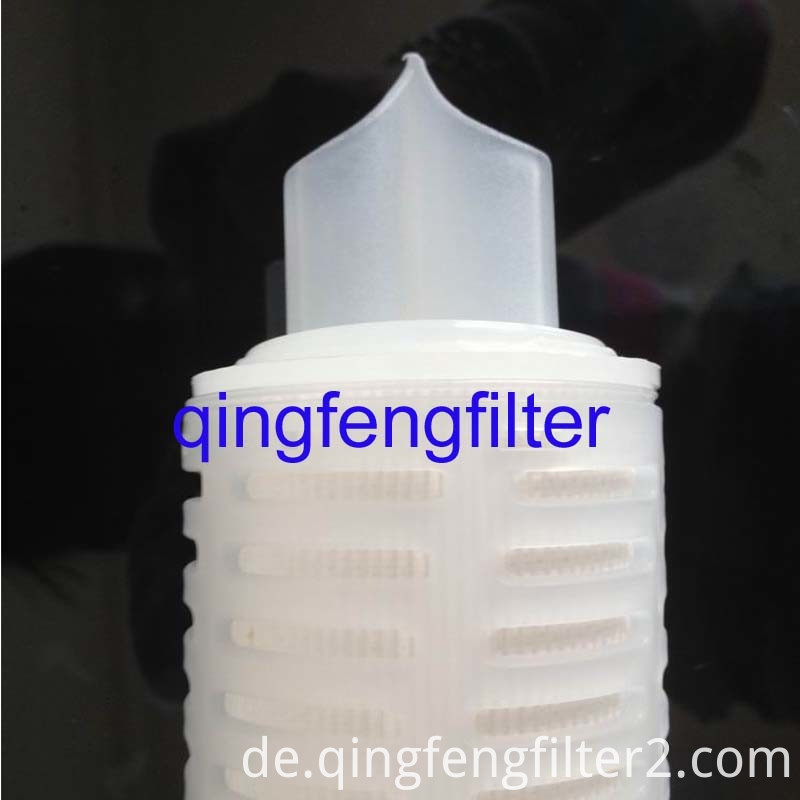 0.1 micron filter cartridge