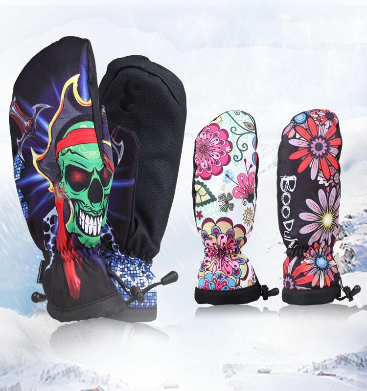 Nylon Talson Winter Sports Adult Ski Gloves Snowbord Gloves