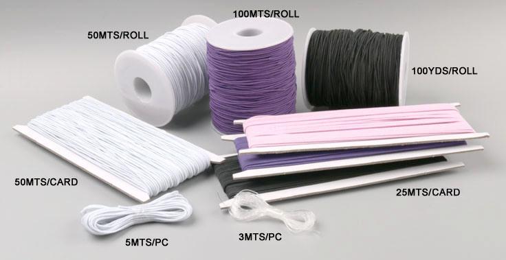 Cheap Promotional Wholesale Cord Elastic