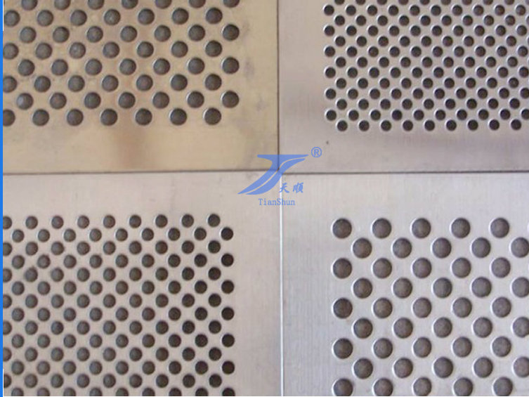 Hot Sale 2016 Professional Metal Perforated Sheet (TS-L05)
