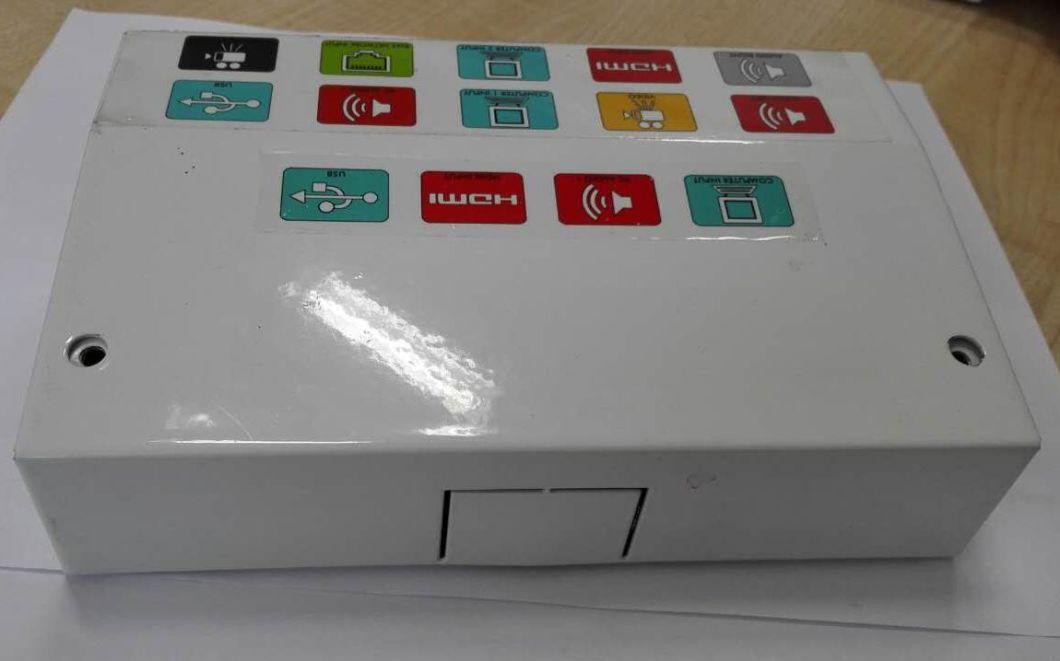 Connectivity Box Cable Box Tabletop Socket HDMI USB Adaptor (9.2120)