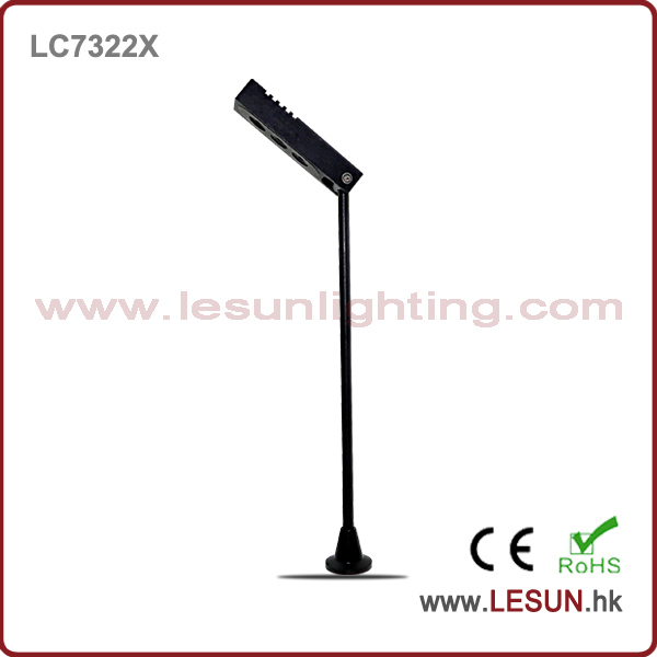 3*1W LED Standing jewelry Light