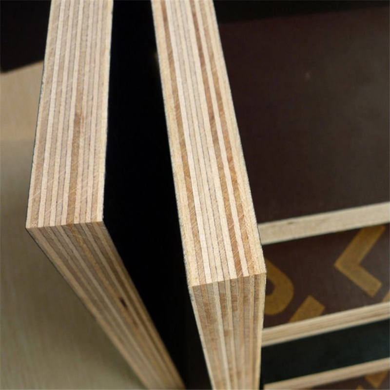 The Excellent Linyi Factory to Produce The Shuttering Plywood with Waterproof Glue