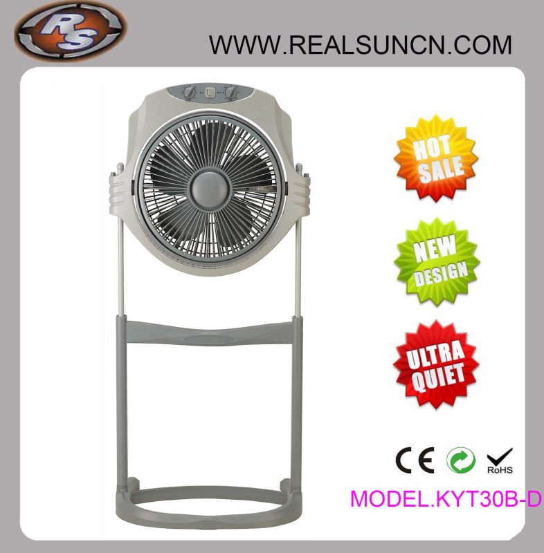 12inch Stand Box Fan with Timer