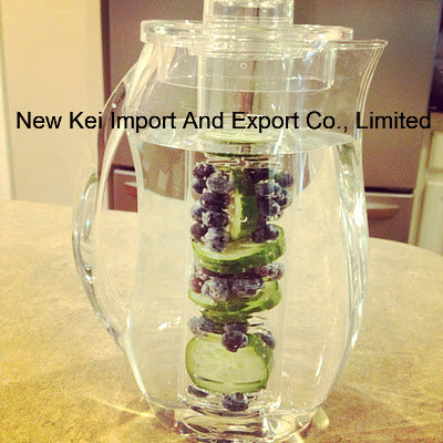 Fruit Infusion Fruit Infuser Pitcher with Custom Logo