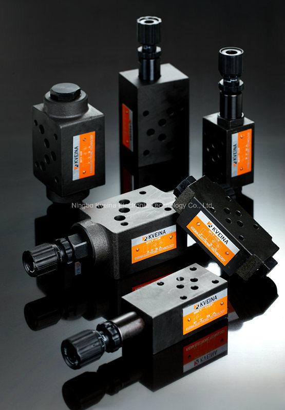 DSG Series Yuken Hydraulic Solenoid Valve 24 Volt