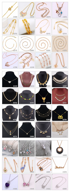 43219 Fashion Charm Leaf Crystals From Swarovski Jewelry Pendant Necklace